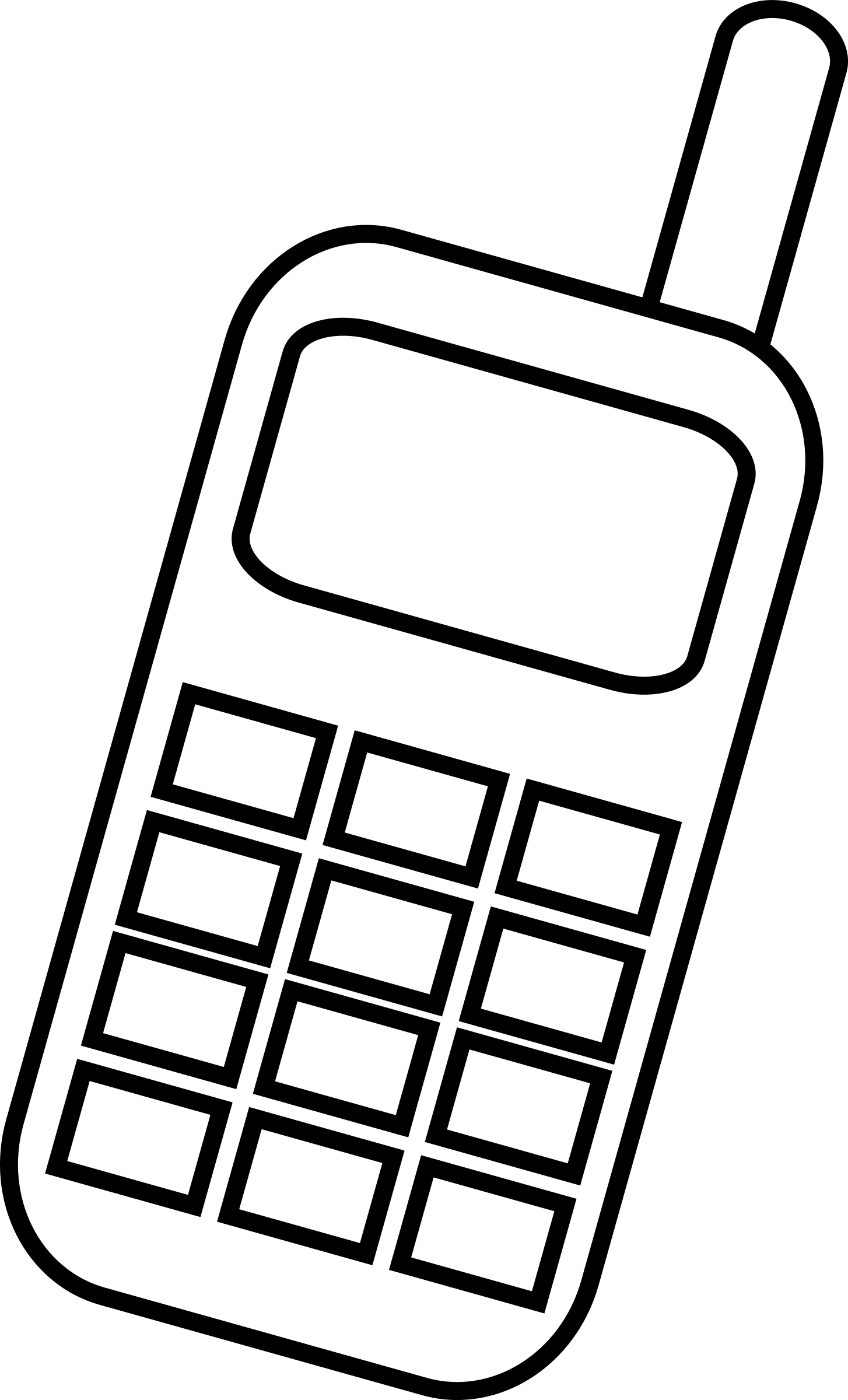png transparent download Icon mobile big image. Cell phone clipart png.