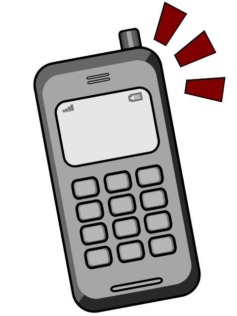 picture stock . Mobile clipart simple phone.