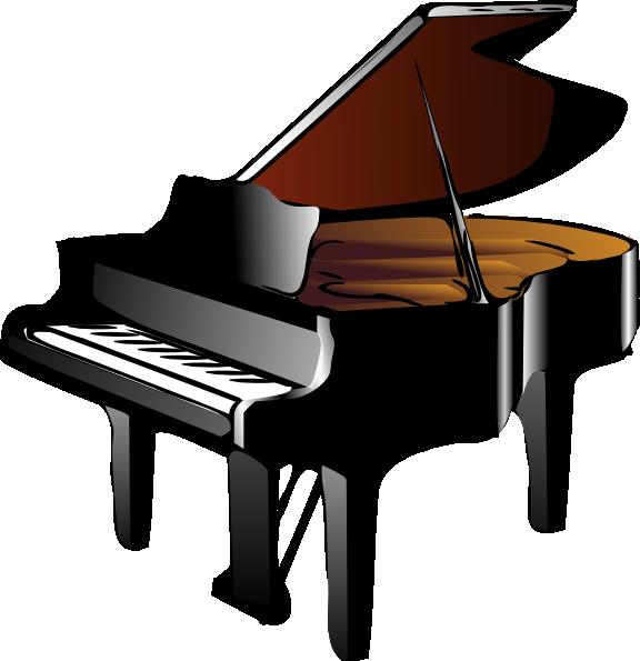 picture download Black clip art panda. Piano clipart grand piano.