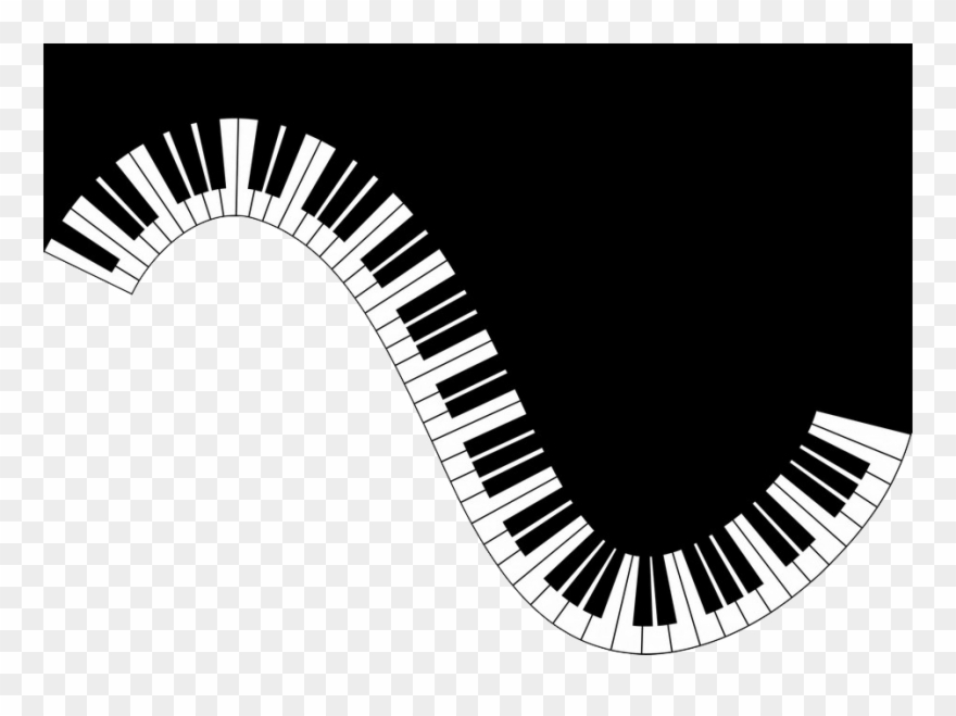 clip transparent stock Clipart piano keyboard. Real chords music musical