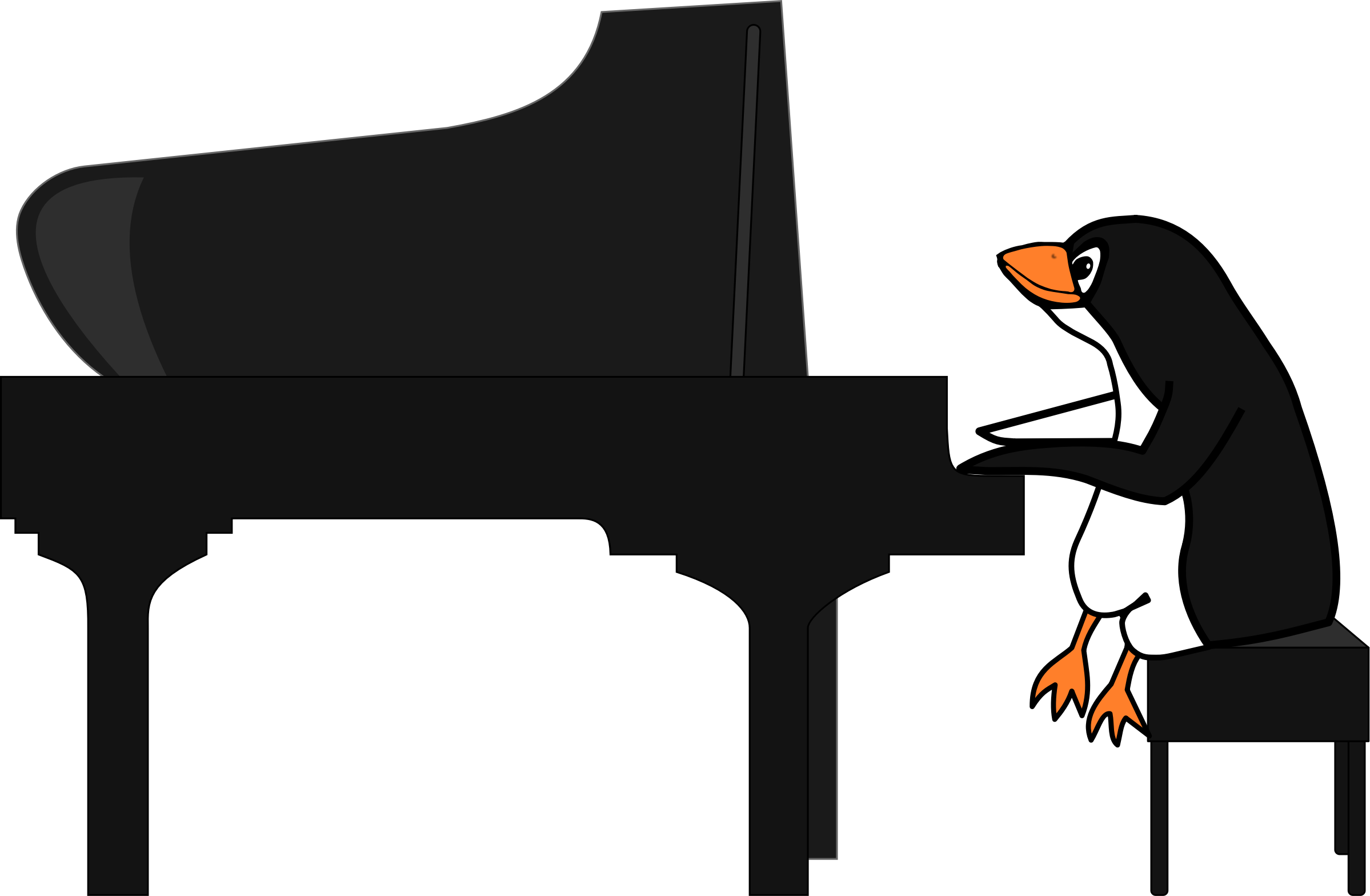 clip free Clipart piano keyboard. Musical clip art playing