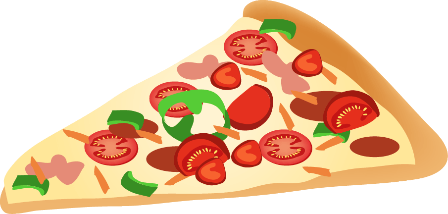 banner free pizza clipart pizza slice clipart transparent png stickpng