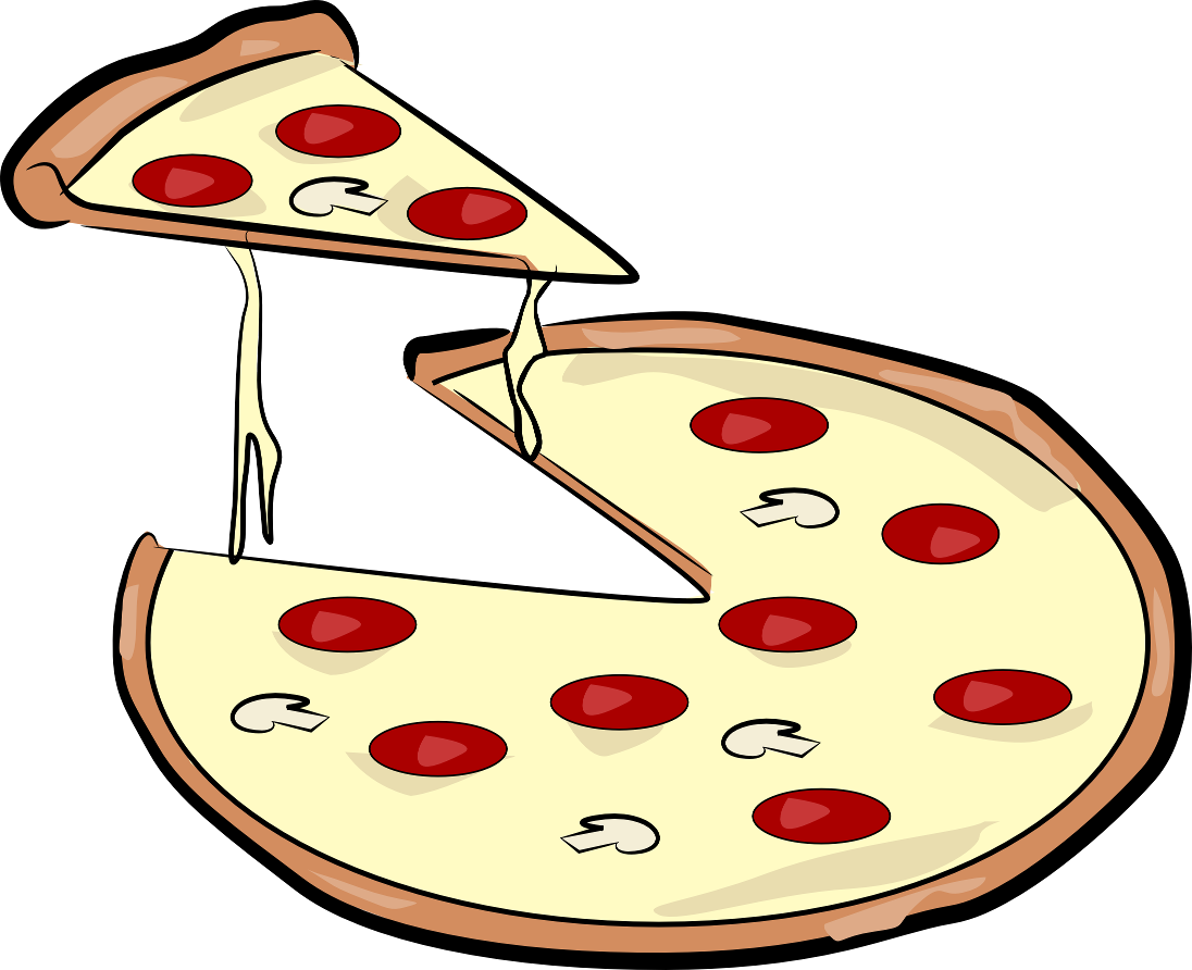 vector freeuse download Slice of clipart. Clip art pizza pie.