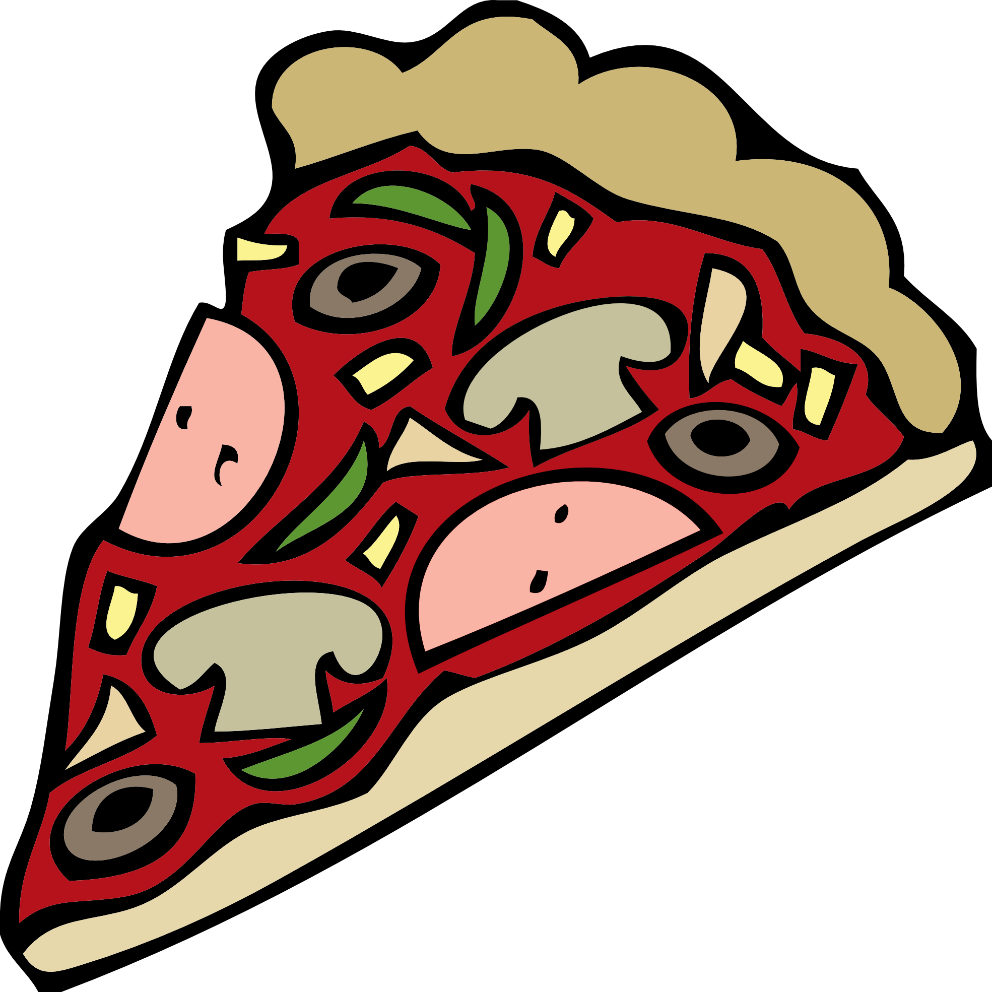 banner royalty free download pizza clipart no background #57232246