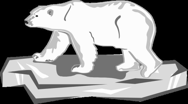 clipart free stock Clipart polar bear. Clipartblack com animal free