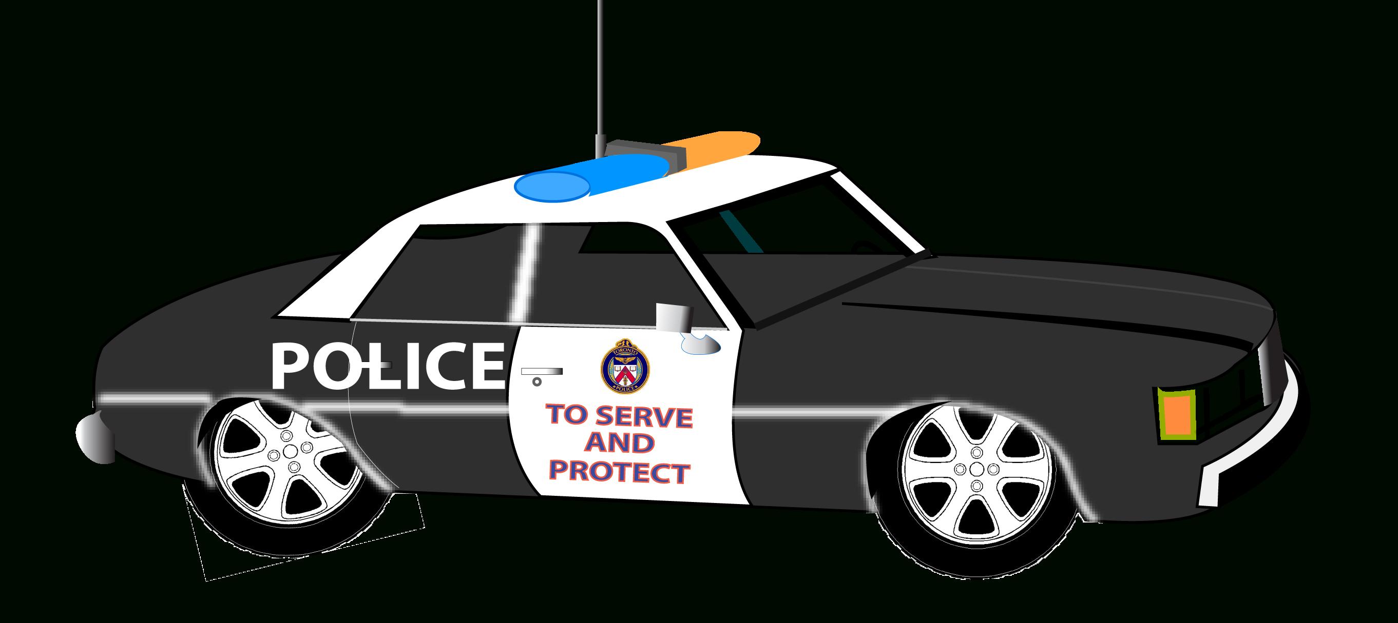 download policeman clipart car #82218003