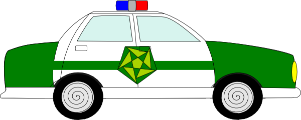 clip art freeuse download Police Car Clipart