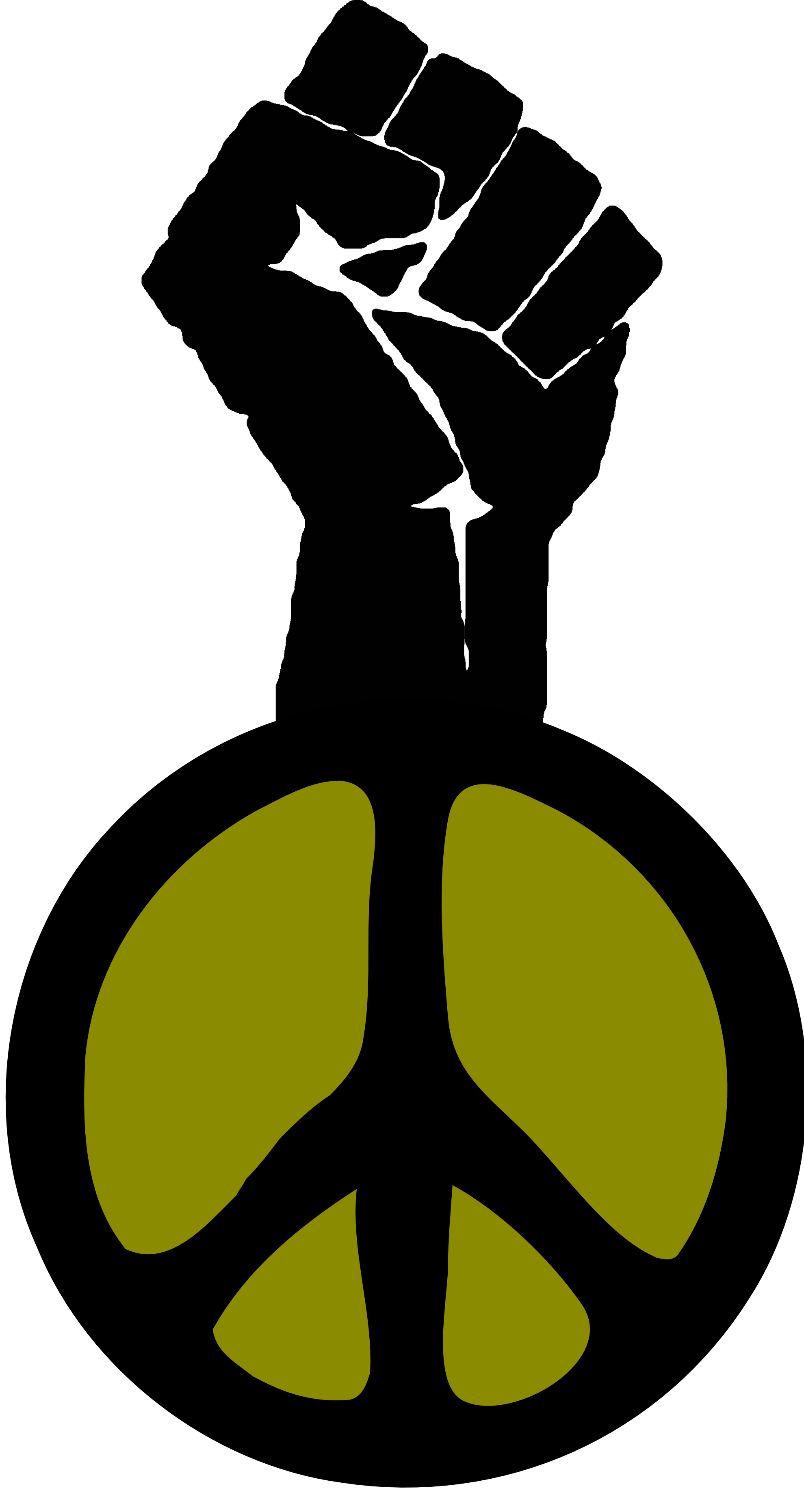 picture freeuse stock Occupy clipart clipground clipartistnet. Protest drawing fist
