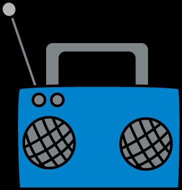 clip art free download Radio Clip Art
