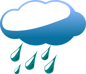 image transparent stock Rain clip art