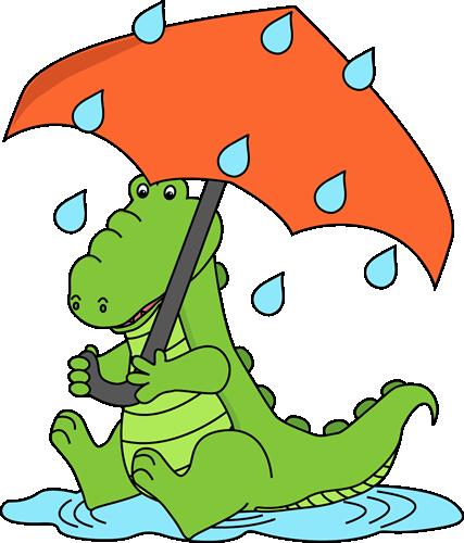 image download Rain clipart. Clip art images alligator.