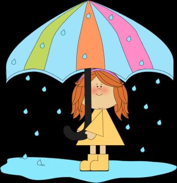 vector free stock Rain Clip Art