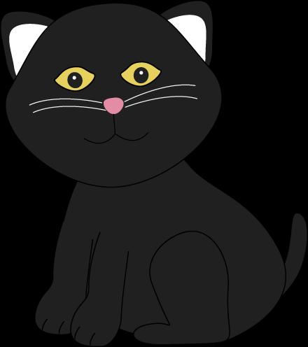 banner transparent Cartoon Cats Clip Art