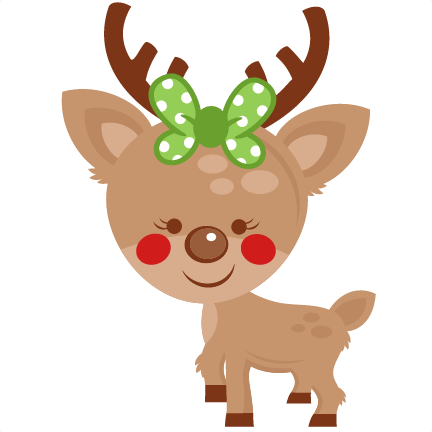 svg black and white download Reindeer clipart. Cute free on dumielauxepices.