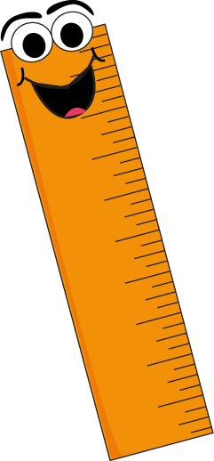 banner library stock Cartoon http www mycutegraphics. Ruler clipart.