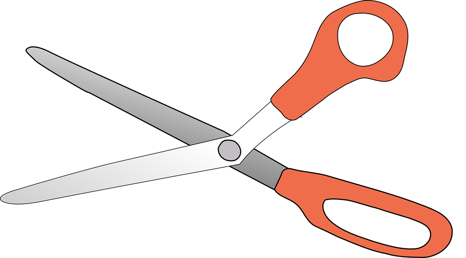 freeuse Collection of free Barbing clipart scissors