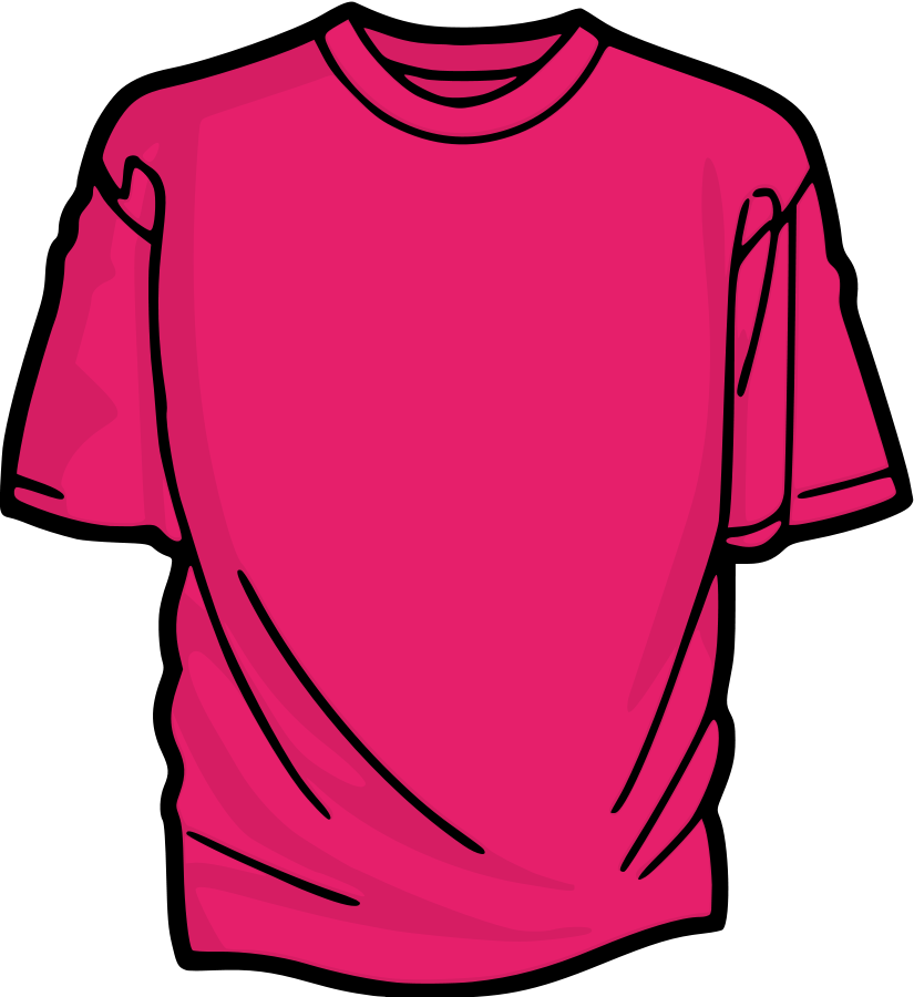 picture royalty free library Shirt Clipart