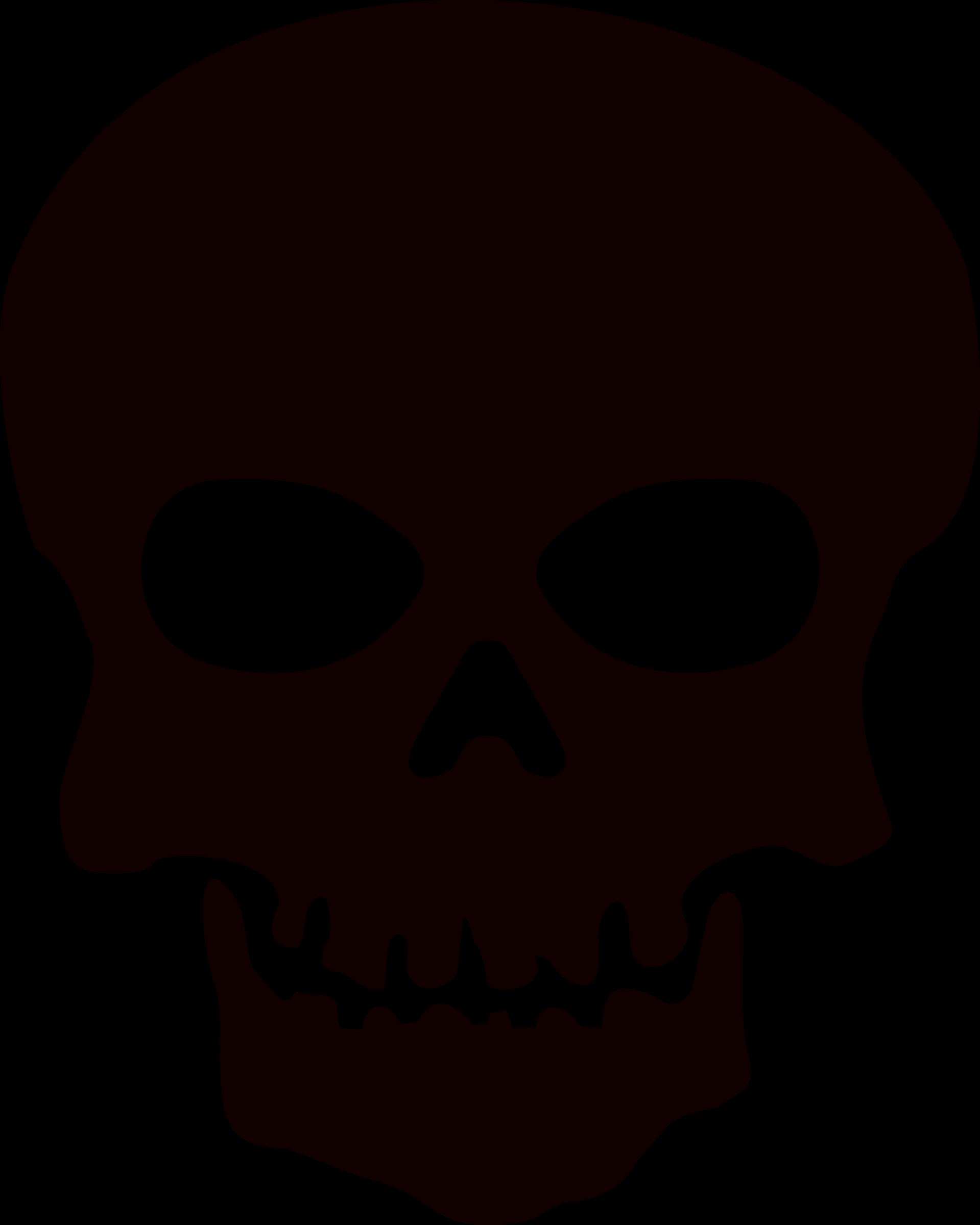 png transparent stock Vector robot skull. Clipart
