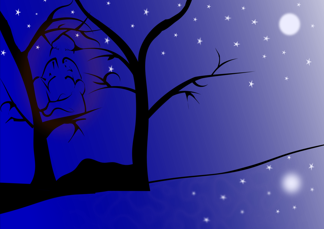 vector royalty free Night sky Drawing Night sky free commercial clipart
