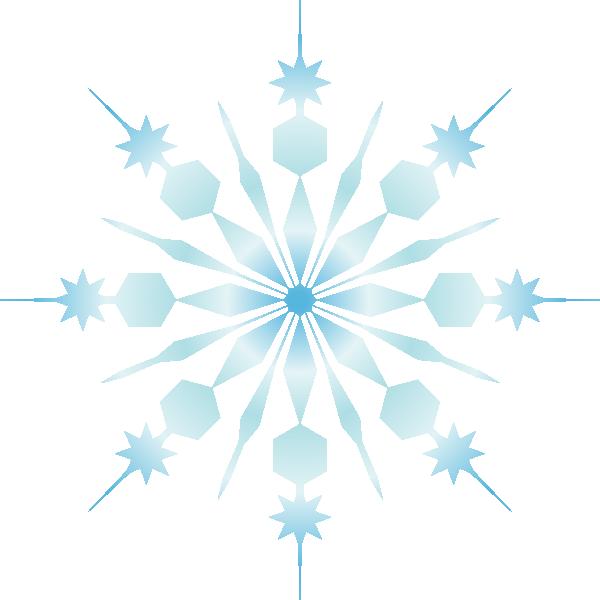 transparent download Clip art vector online. Snowflake clipart borders.