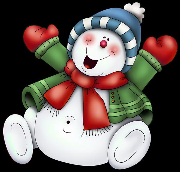 vector Snowmen clipart. Http favata rssing com.