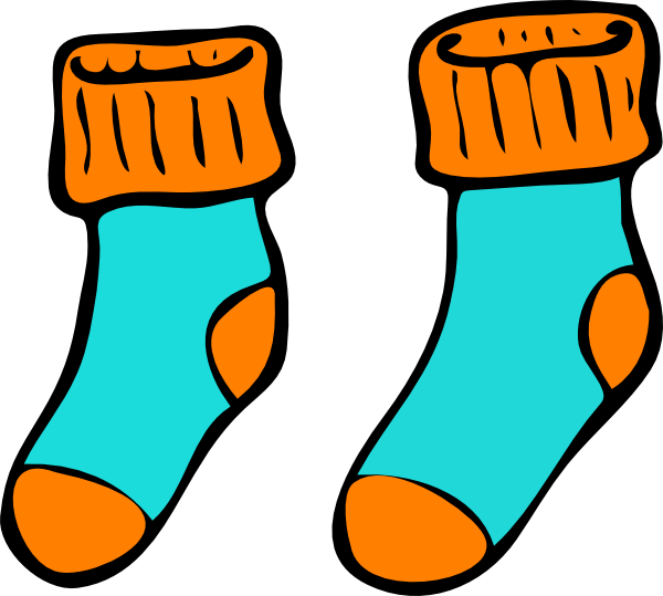 jpg transparent library Free cliparts download clip. Oranges clipart socks