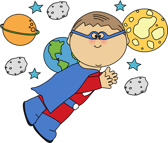 banner download Space Teachers Clipart