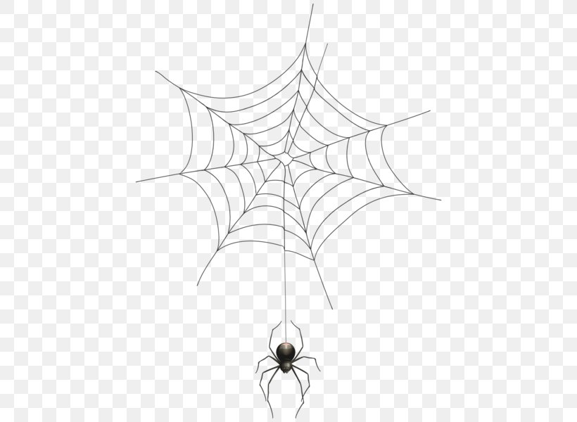 graphic free download Halloween clip art png. Clipart spider web