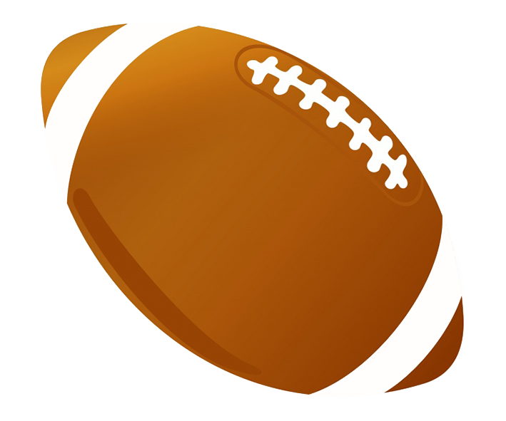 jpg transparent Athletic clipart different sport. Kinds of sports footballballclipartcolor.