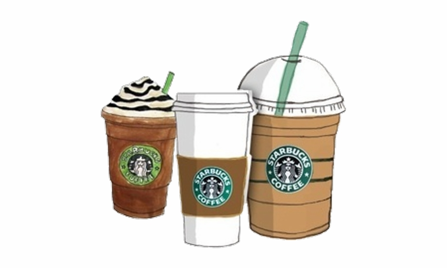 clip art freeuse stock Clipart starbucks coffee. Cup png drinks free.