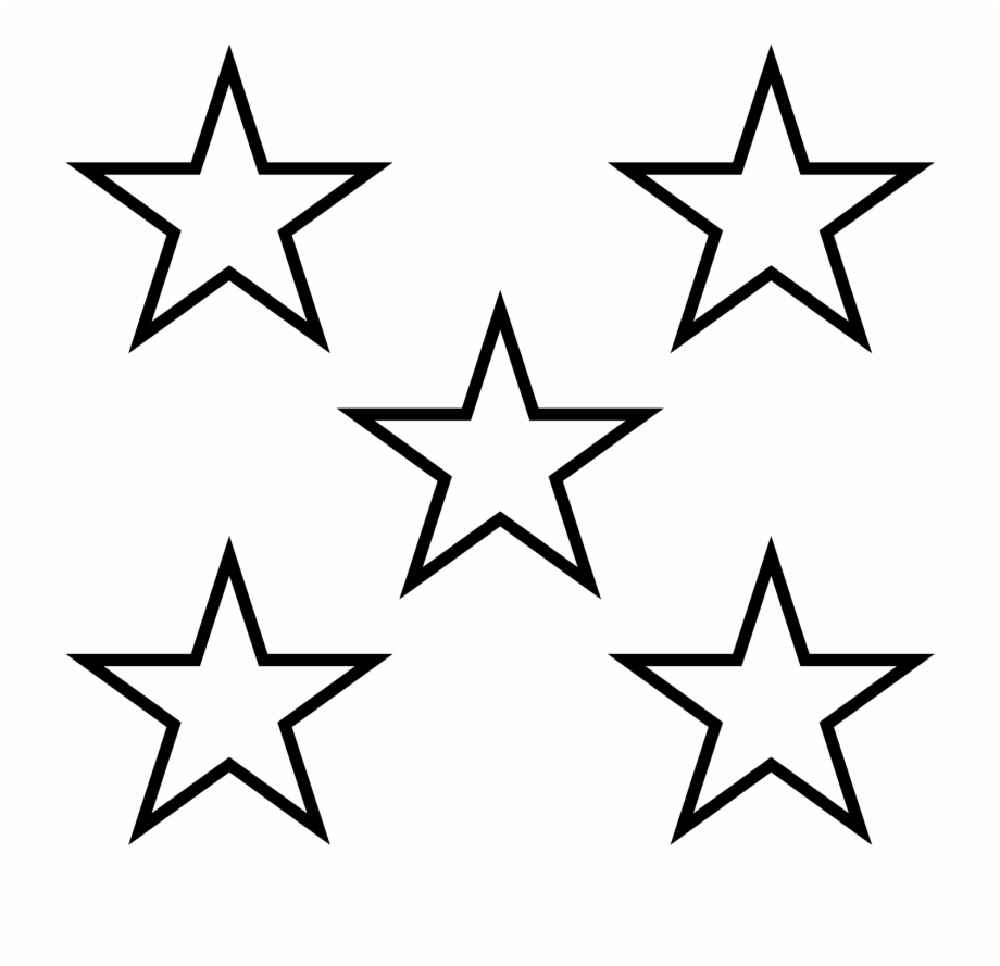 clipart library download Clipart stars black and white. Clip royalty free library