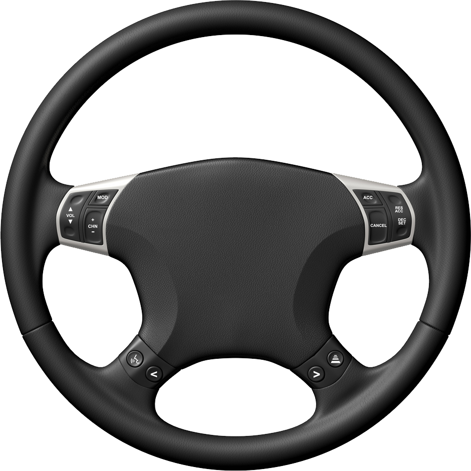 svg freeuse library Bus steering wheel clipart