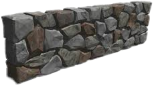 svg transparent Muro blackandwhite allpicsart piedra. Clipart stone wall