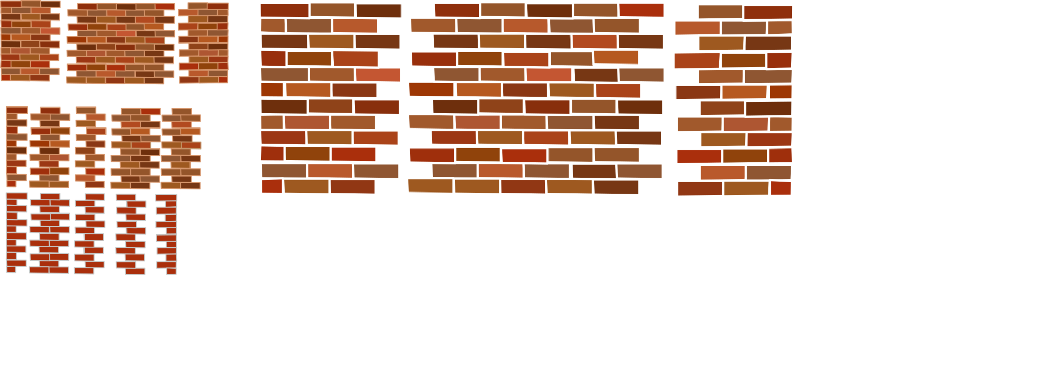 svg royalty free Clipart stone wall. Brickwork decal free commercial
