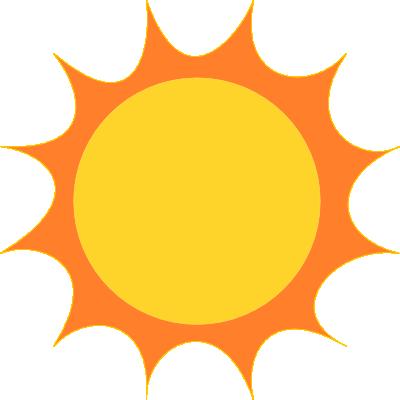 banner black and white stock Free sun public domain. Sunshine clipart