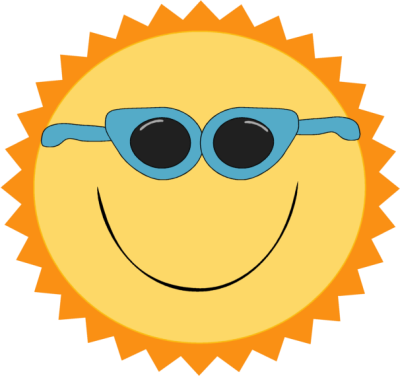 banner free Sun Clip Art