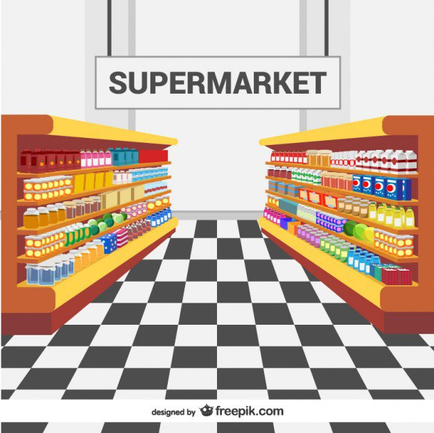 clip art royalty free download Station . Clipart supermarket