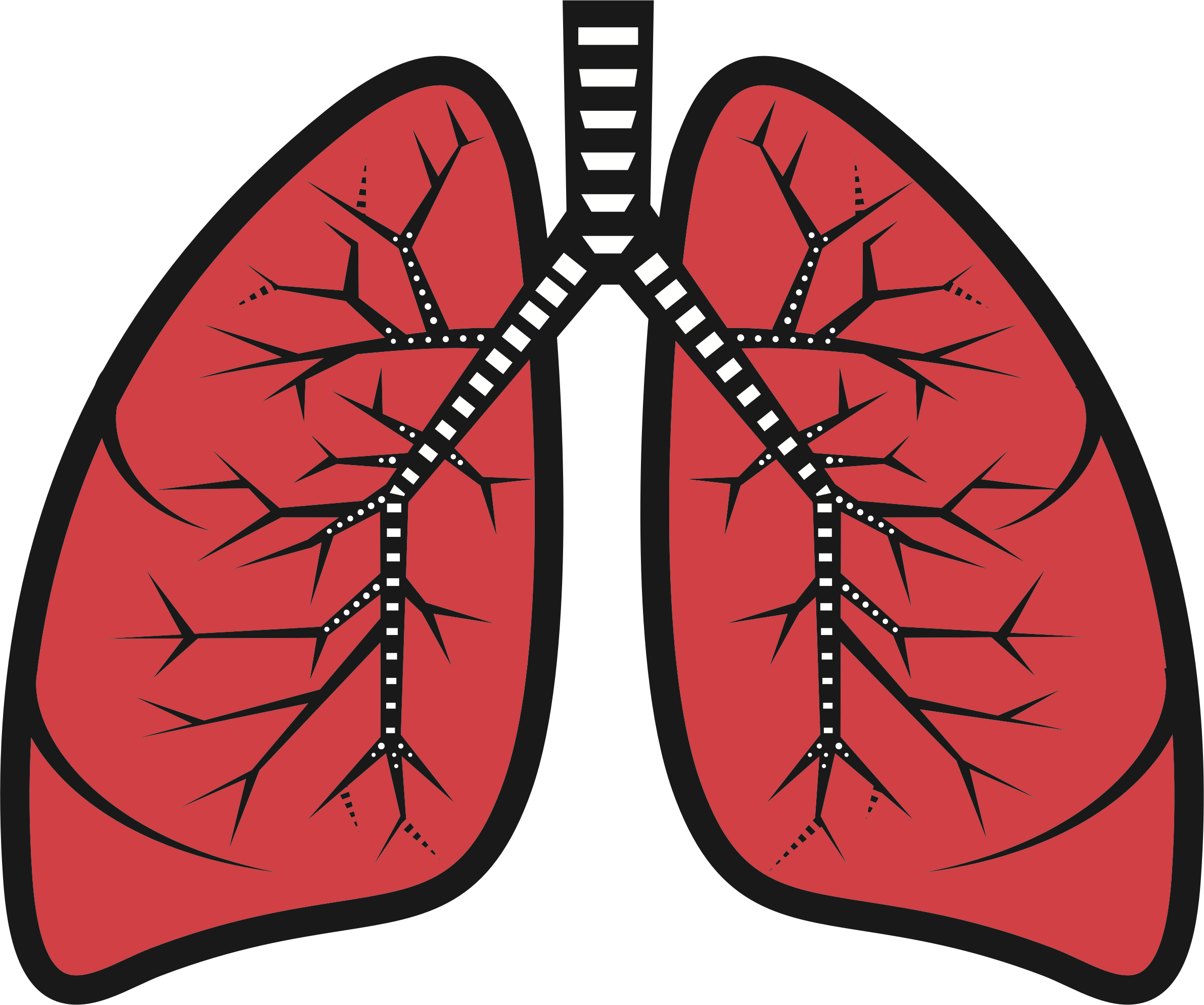 svg royalty free download Lungs clipart. Lung clip art surgery