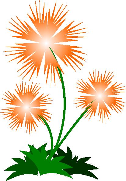 banner download Flower Clip Art at Clker