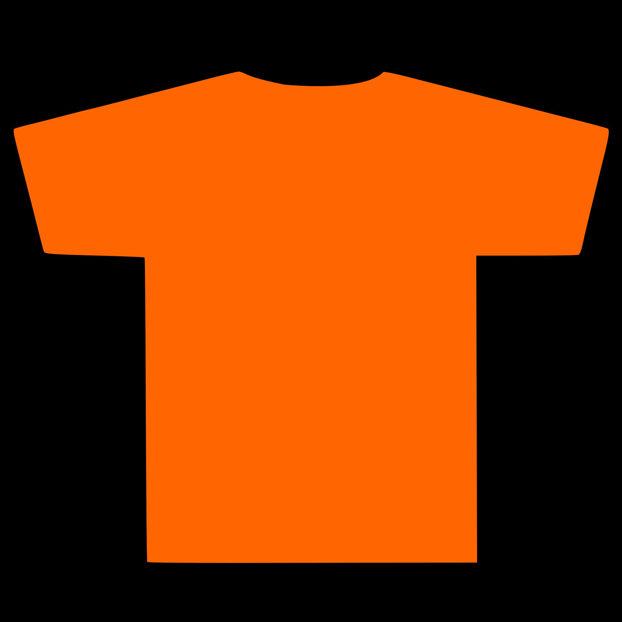 clip art stock Shirts vector silhouette. T shirt clip art