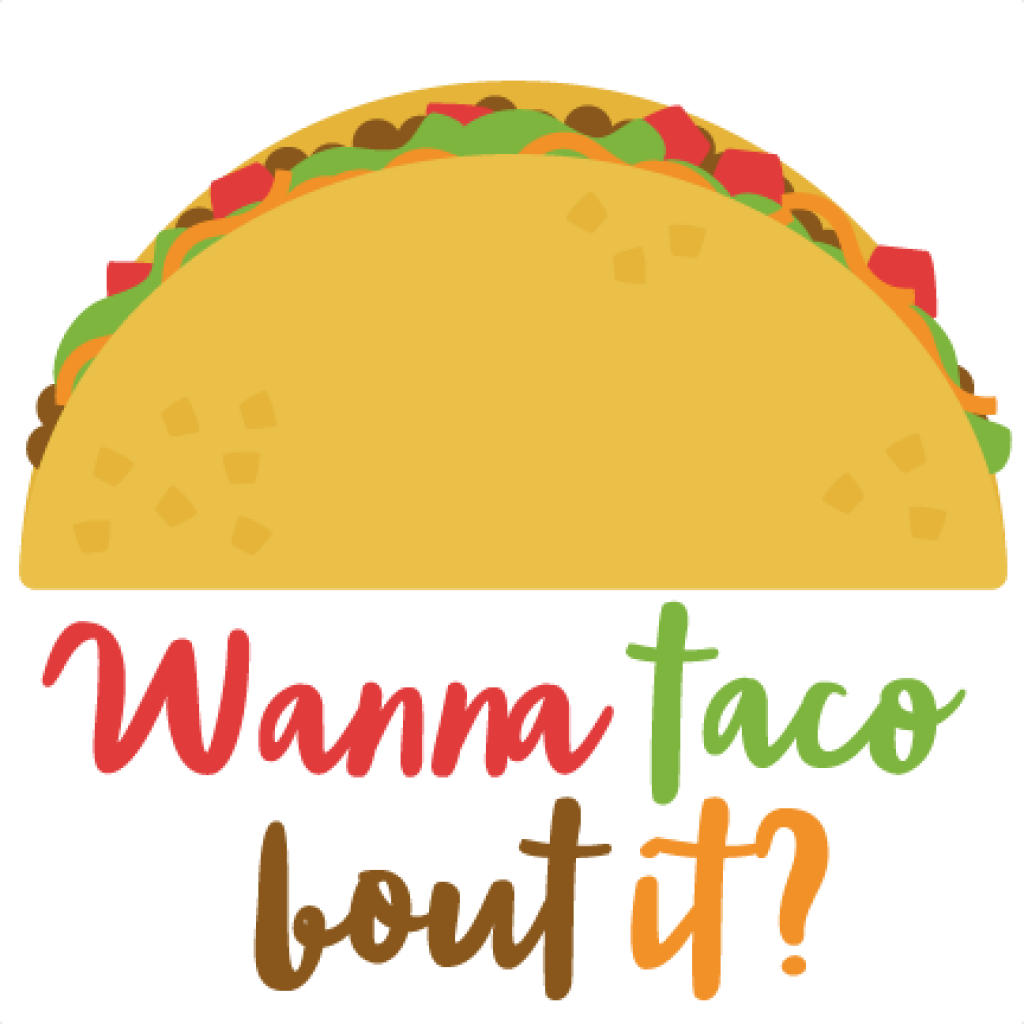 svg free Taco Clipart question mark clipart hatenylo