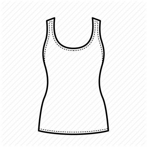 svg transparent stock Tank Top Drawing at GetDrawings