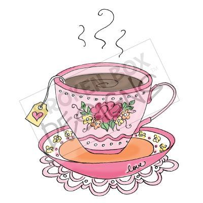 picture library library Clip art tea quotes. Teacup clipart free