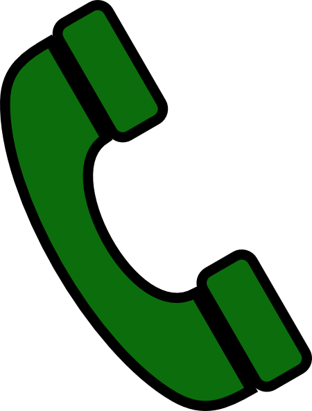 free download Phone Icon Clip Art at Clker