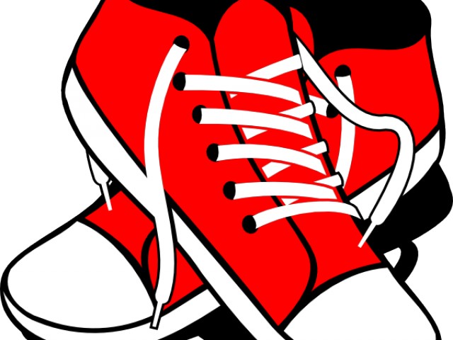 vector royalty free stock Picture of free download. Clipart tennis shoes