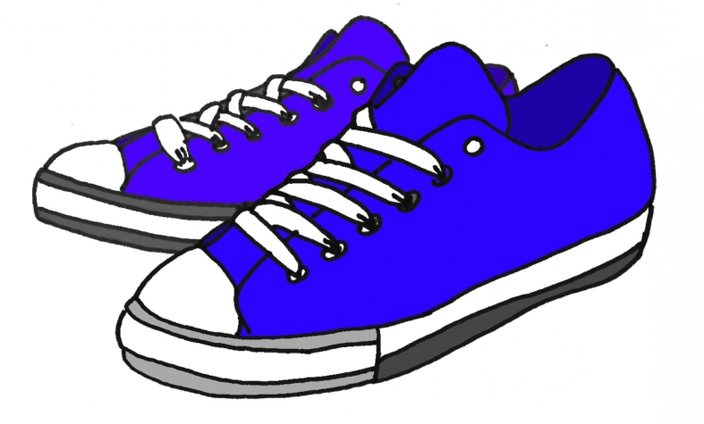png library Tennis shoe clipart. Kids shoes designs and