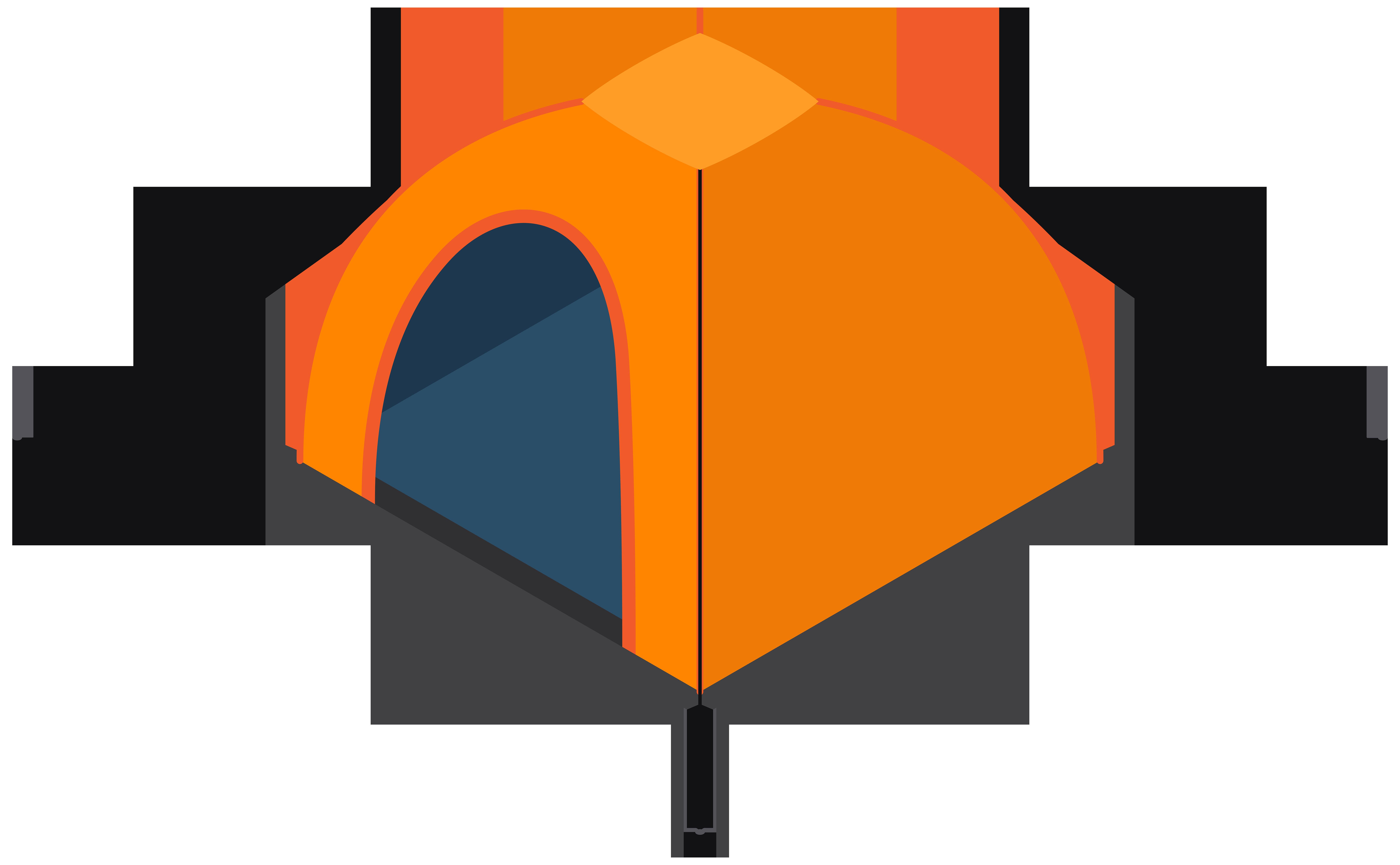 clip free download Camping transparent clip art. Clipart tent