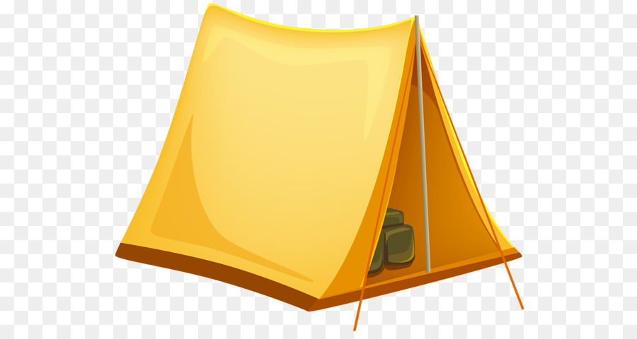 image library download Clipart tent. Cartoon camping yellow transparent