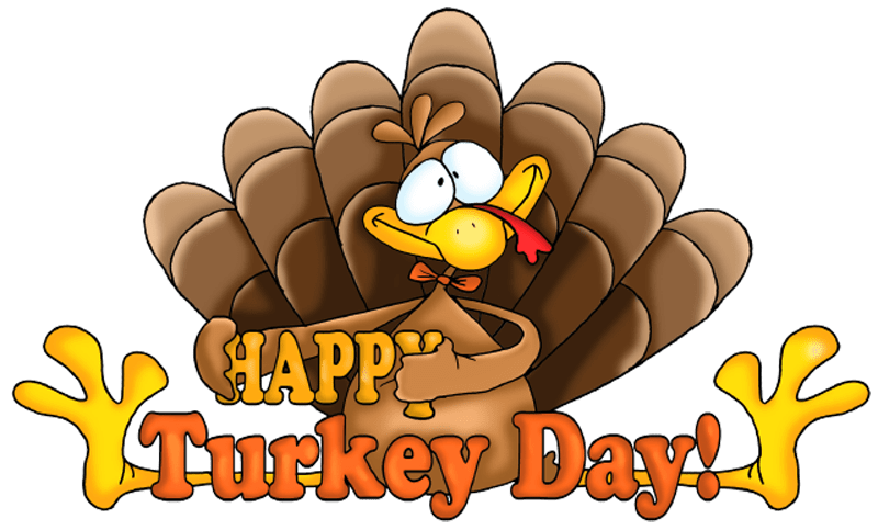 vector transparent download Happy Thanksgiving Cliparts