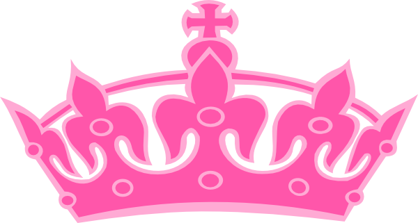 clip black and white Clip art at clker. Clipart tiara